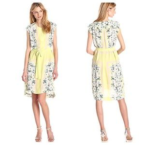 BcbgMaxAzria Elizabet Floral Dress Medium